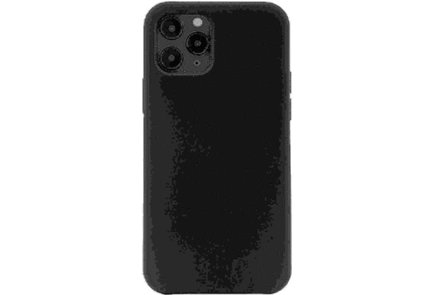 JT Berlin SilikonCase Steglitz, Apple iPhone 13 Pro, schwarz, 10780