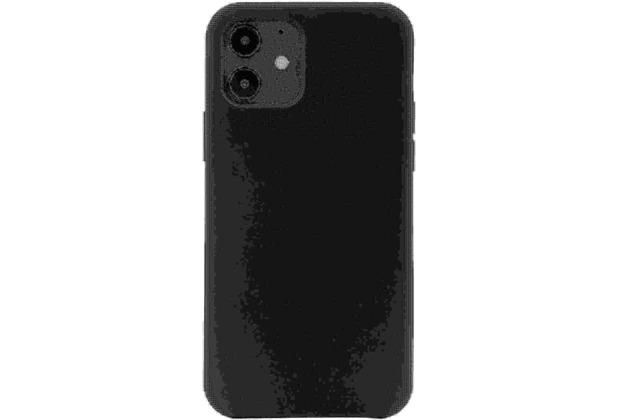 JT Berlin SilikonCase Steglitz, Apple iPhone 13, schwarz, 10775