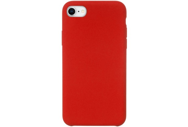 JT Berlin SilikonCase Steglitz, Apple iPhone SE 2020 / iPhone 8/7, rot