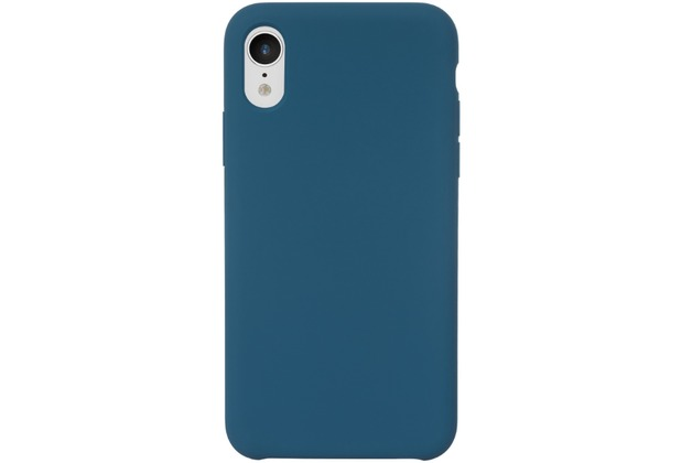 JT Berlin SilikonCase Steglitz, Apple iPhone XR, blau cobalt