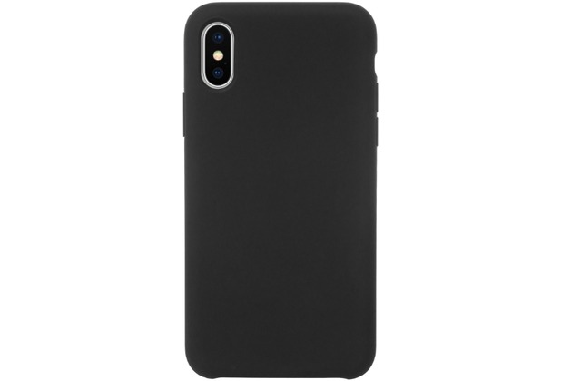 JT Berlin SilikonCase Steglitz, Apple iPhone XS/X, schwarz