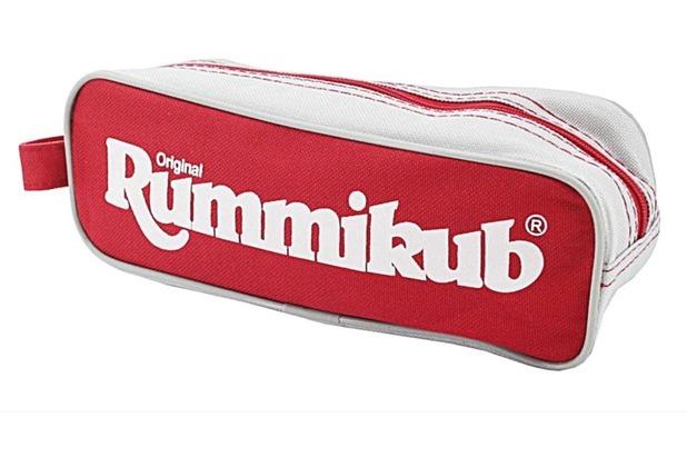 Jumbo Spiele Jumbo Original Rummikub Travel Pouch, Tasche