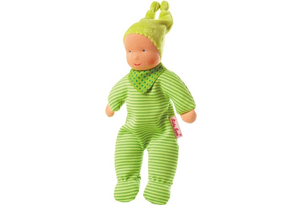 Käthe Kruse Baby Schatzi grün 28 cm