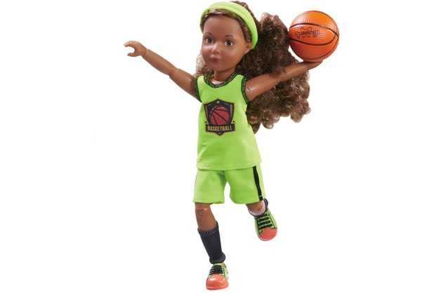 Käthe Kruse Joy Basketball Spielerin