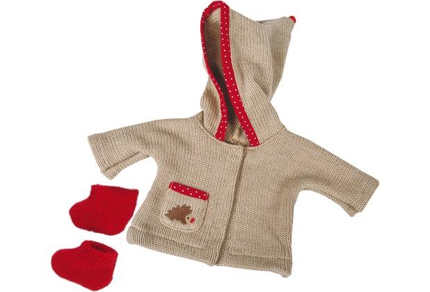 Käthe Kruse Puppenbekleidung Waldspaziergang 39-41 cm