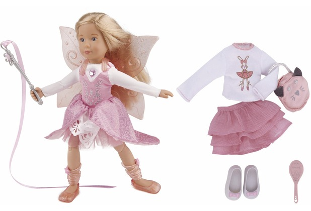 Käthe Kruse Vera Kruselings Doll (Deluxe Set) 23 cm