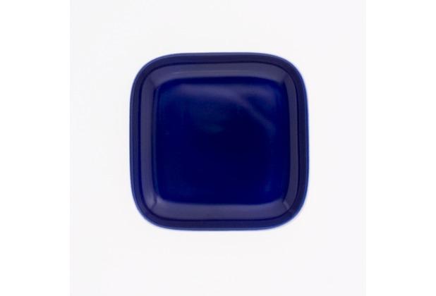 Kahla Abra Cadabra nachtblau Deckelchen eckig 10 x 10 cm