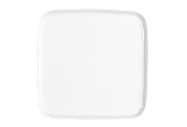 Kahla Abra Cadabra weiß Tablett quadratisch 24 x 24 cm
