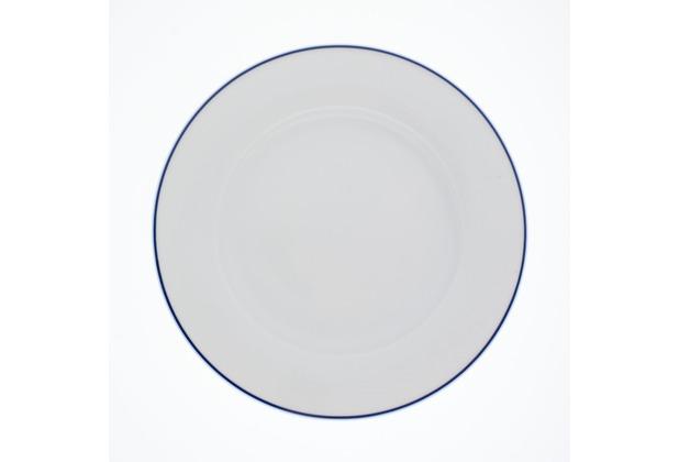Kahla Aronda Blaue Linie Frühstücksteller 21 cm