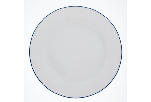 Kahla Aronda Blaue Linie Speiseteller 27 cm