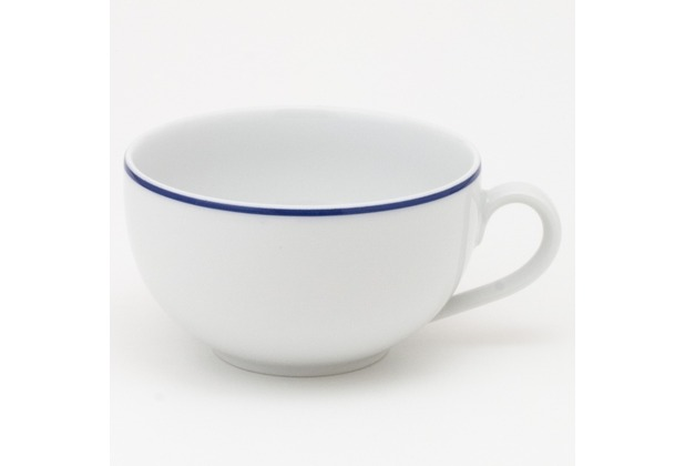 Kahla Aronda Blaue Linie Tee-Obertasse 0,21 l