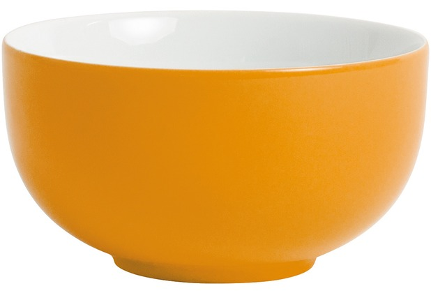 Kahla Aronda Dessertschale 11 cm orange-gelb