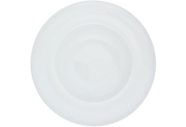 Kahla Aronda weiß Suppenteller 23 cm