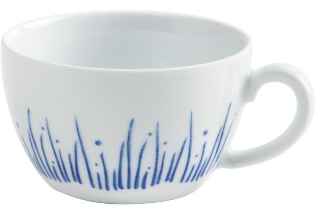 Kahla Cappuccino-Obertasse 0,25 l, Grasmuster