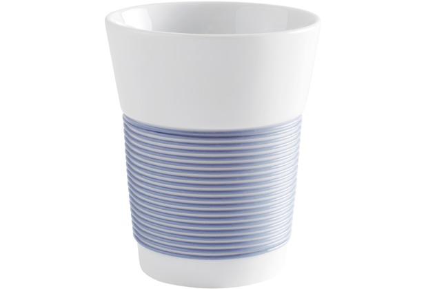 Kahla cupit Becher 0,35 l Magic Grip stormy blue