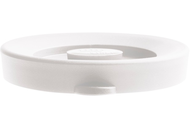 Kahla cupit Snackdeckel 10x2 cm porcelain white