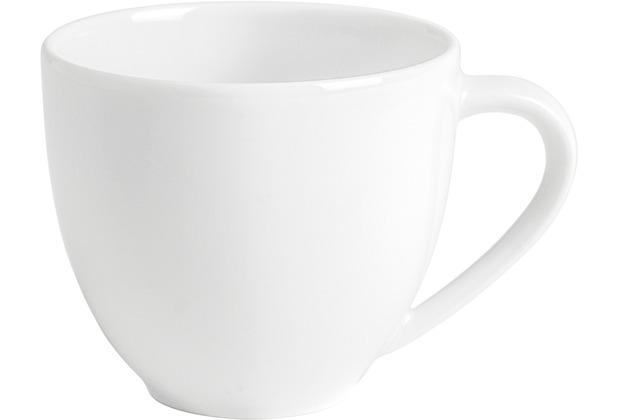 Kahla Dîner Espresso-/Mocca-Obertasse 0,10 l weiß