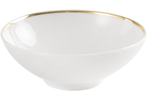 Kahla Dîner Schälchen 9 cm, 0,10 l Line of Gold