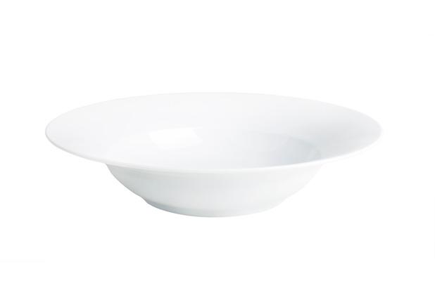 Kahla Dîner Suppenteller 24 cm weiß