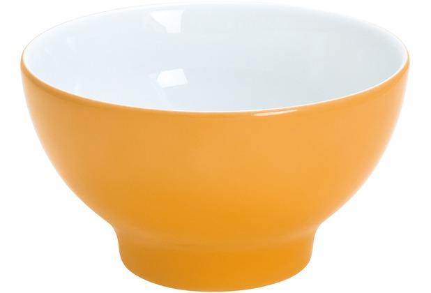 Kahla Einzelteile Bowl 14 cm orange-gelb