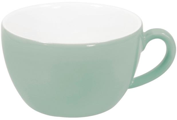 Kahla Einzelteile Cappuccino-Obertasse 0,25 l mint-grau