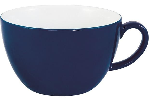 Kahla Einzelteile Cappuccino-Obertasse 0,25 l nachtblau