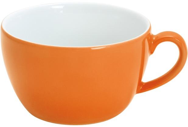 Kahla Einzelteile Cappuccino-Obertasse 0,25 l orange