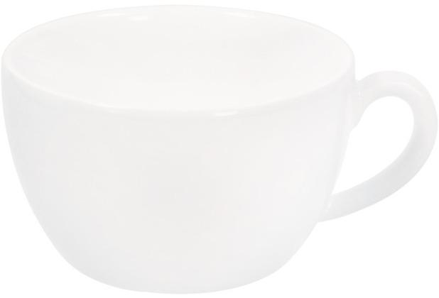 Kahla Einzelteile Cappuccino-Obertasse 0,25 l weiß