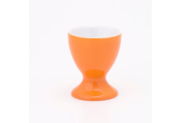 Kahla Einzelteile Eierbecher mit Fuß orange