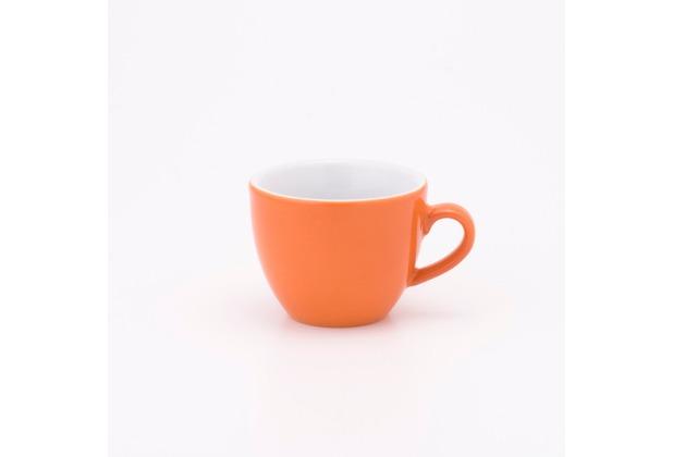 Kahla Einzelteile Espresso-Obertasse 0,08 l orange