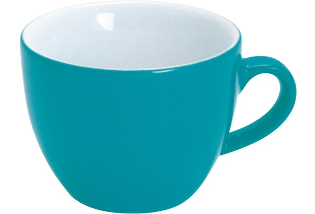Kahla Einzelteile Espresso-Obertasse 0,08 l petrol