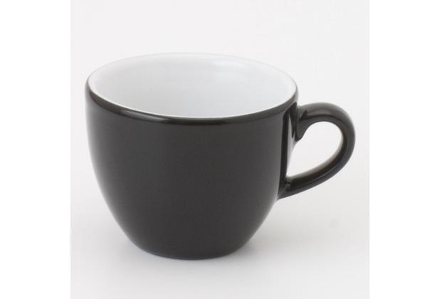 Kahla Einzelteile Espresso-Obertasse 0,08 l schwarz