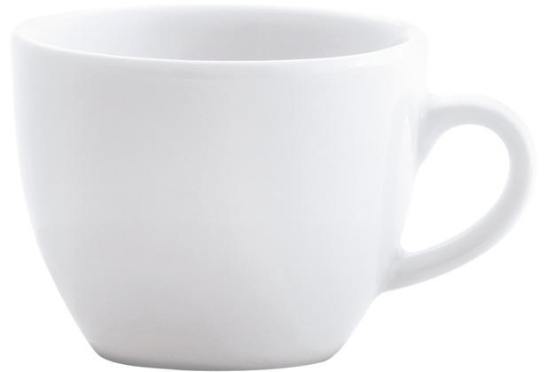Kahla Einzelteile Espresso-Obertasse 0,08 l weiß