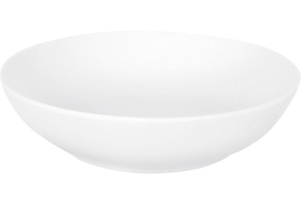 Kahla Einzelteile Teller, tief 18 cm weiß