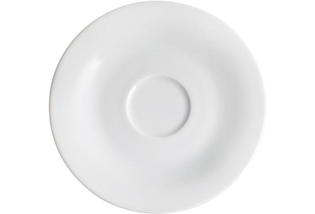 Kahla Einzelteile Untertasse 12 cm weiß