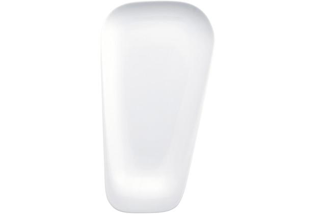 Kahla Elixyr Platte, maxi 33 cm weiß