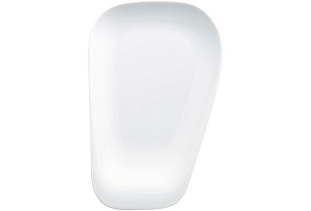 Kahla Elixyr Platte, midi 27 cm weiß