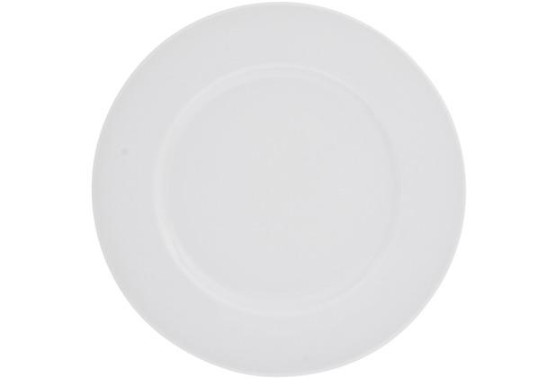 Kahla Fahne Frühstücksteller 21 cm weiß