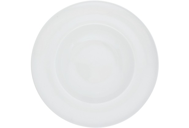 Kahla Fahne Suppenteller 23 cm weiß