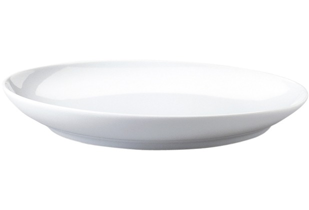 Kahla Five Senses Frühstücksteller 22 cm weiß