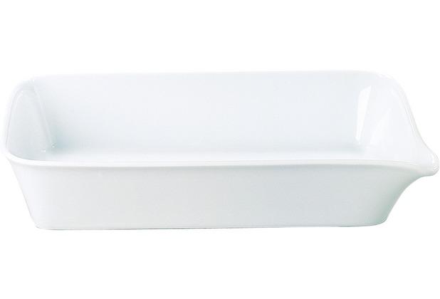 Kahla Five Senses Maxi-Backform 37x26 cm weiß