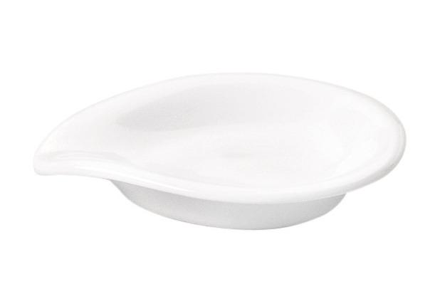 Kahla Five Senses Maxi-Dip 13 cm weiß