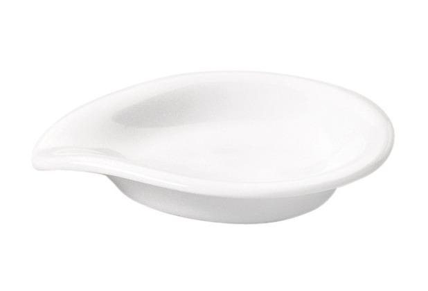 Kahla Five Senses Midi-Dip 11 cm weiß