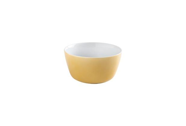 Kahla Five Senses Mini-Schüssel 14 cm Aquarell-Gelb