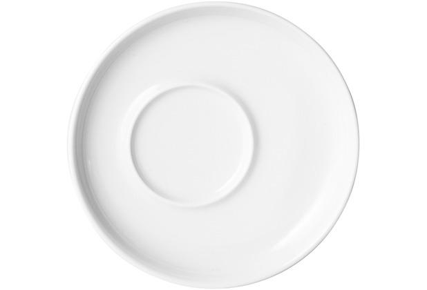 Kahla Five Senses Untertasse 16 cm weiß
