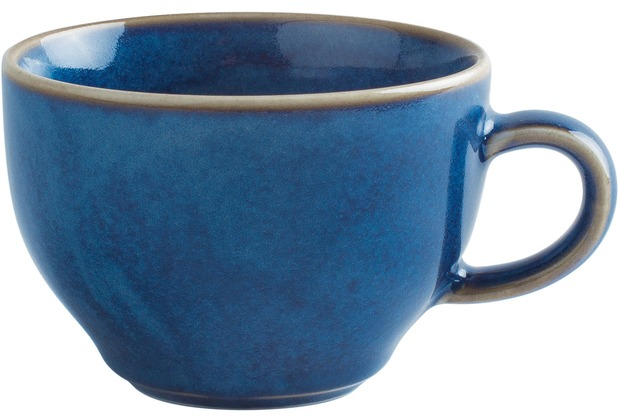 Kahla Homestyle Cappuccino International-Obertasse 0,23 l atlantic blue