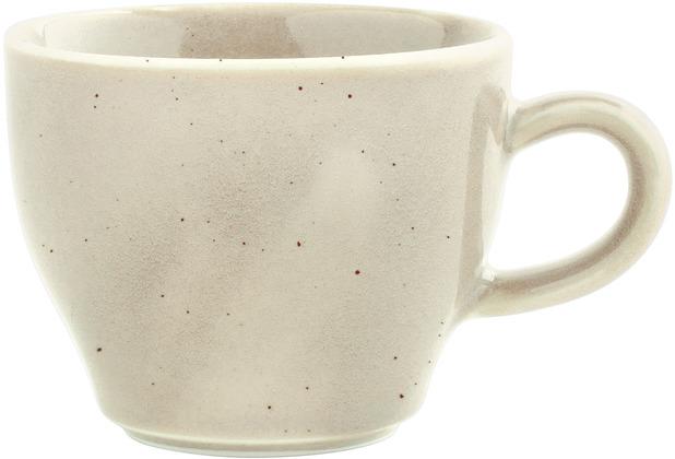 Kahla Homestyle Cappuccino Italiano-Obertasse 0,18 l natural cotton