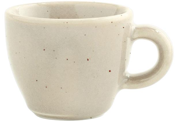 Kahla Homestyle Espresso-Obertasse 0,03 l natural cotton
