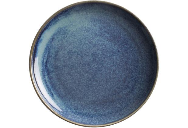 Kahla Homestyle Frühstücksteller 21 cm atlantic blue