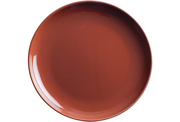 Kahla Homestyle Frühstücksteller 21 cm siena red